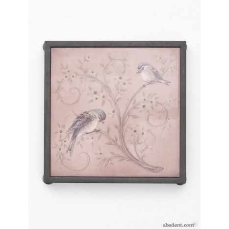 Love Bird Table Trivets (MIP)