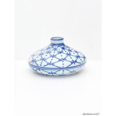 Floral Net Vase