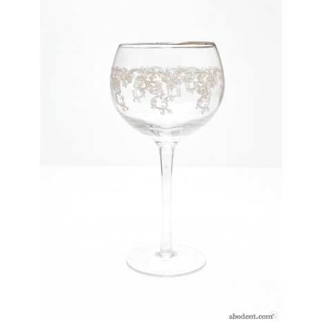 Herbaceous Vine Wine Glass