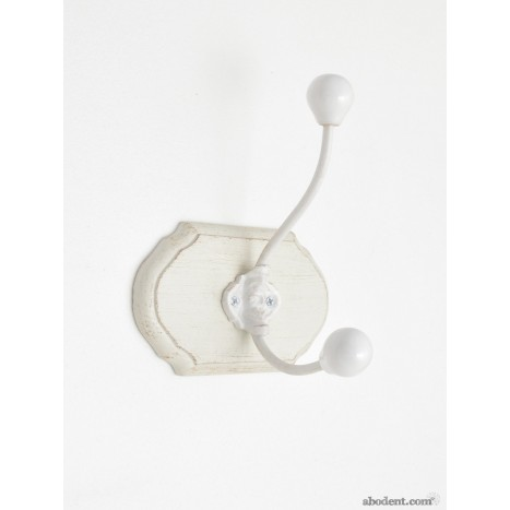 Ceramic Ball Plaque Hook