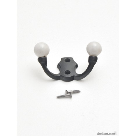Ceramic Boxer Ball Wall Hooks (OLW)