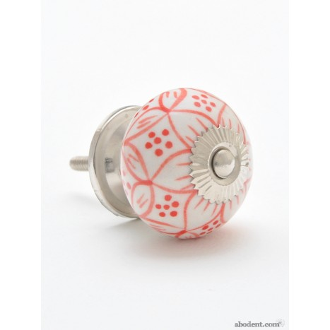 Autumn Flair Ceramic Knob