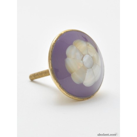Pearly Flower Knobs (PAP)