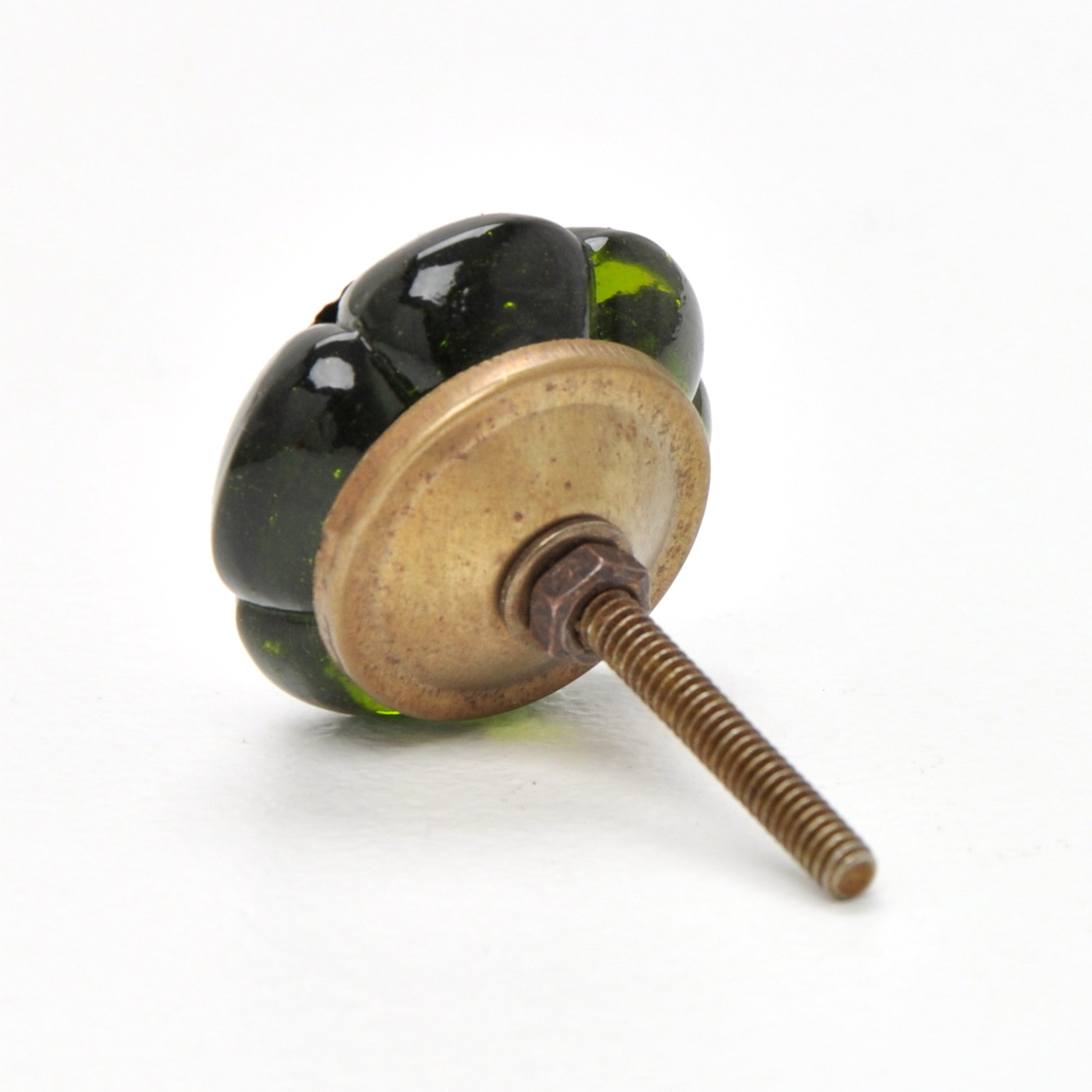 Green-Colour-Coloured-Knob-Pull-Handle-for-Cupboards-Doors-Cabinets-Drawer Indexbild 13